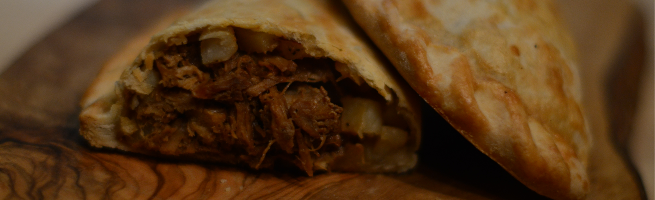 Pulled-Pork-Pasty